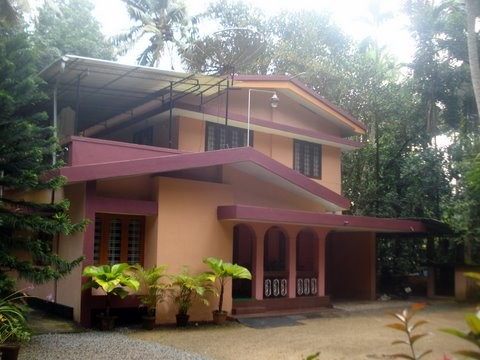 Renovation of existing villa Old home renovation in kerala