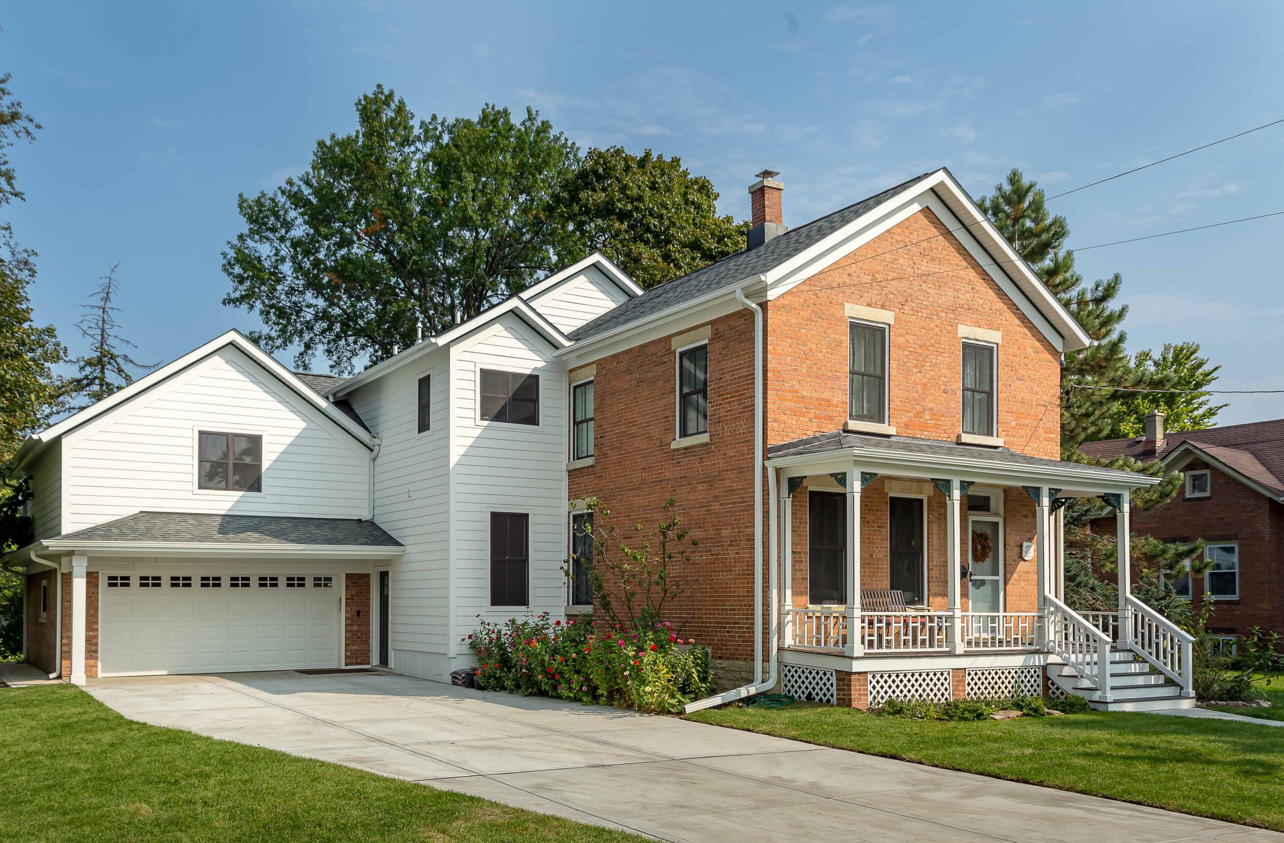 Historic Farmhouse Addition & Renovation