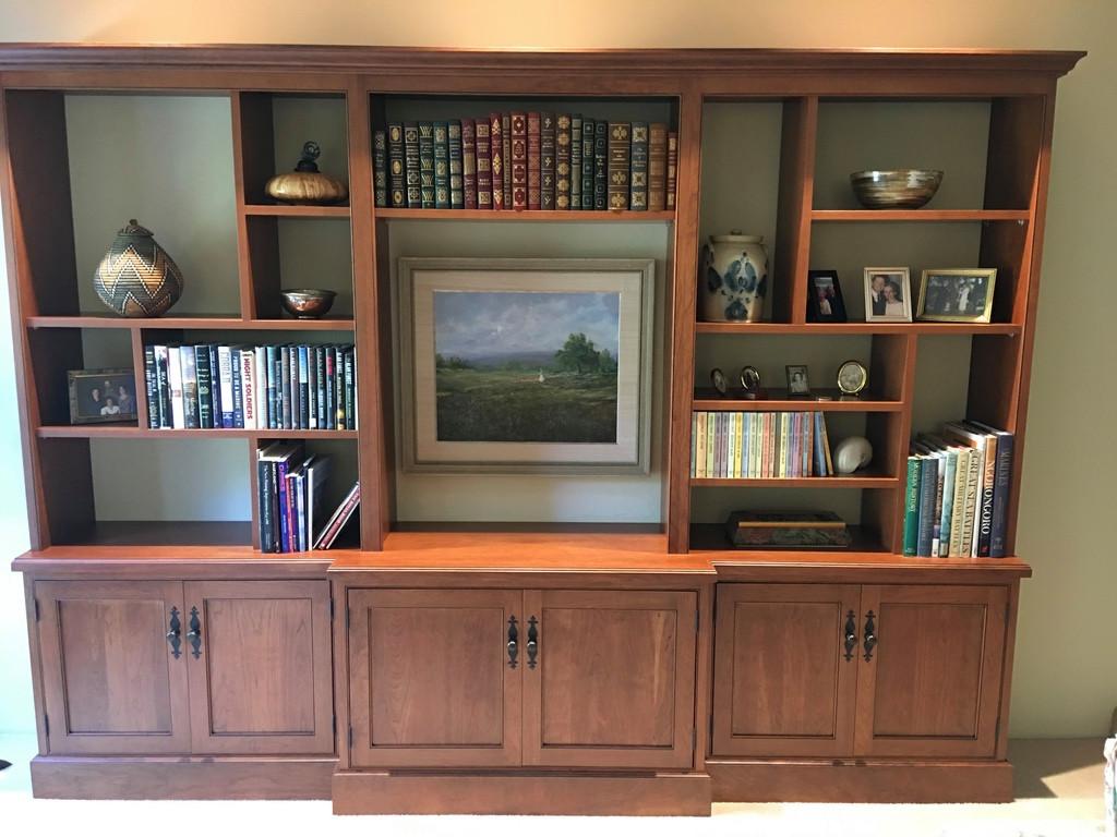 Built-in Book Cases