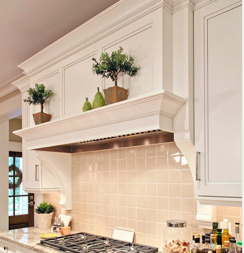 Range Hood - With or Without Corbels?