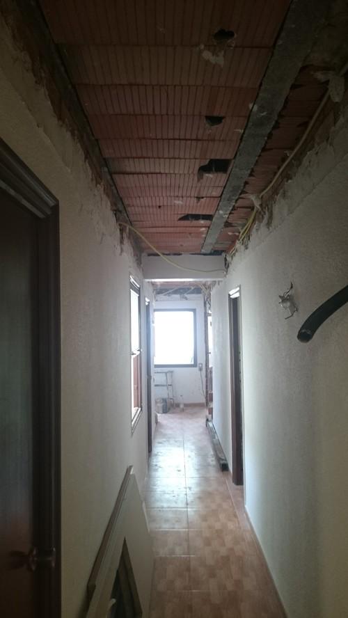 Long narrow hallway lighting advice