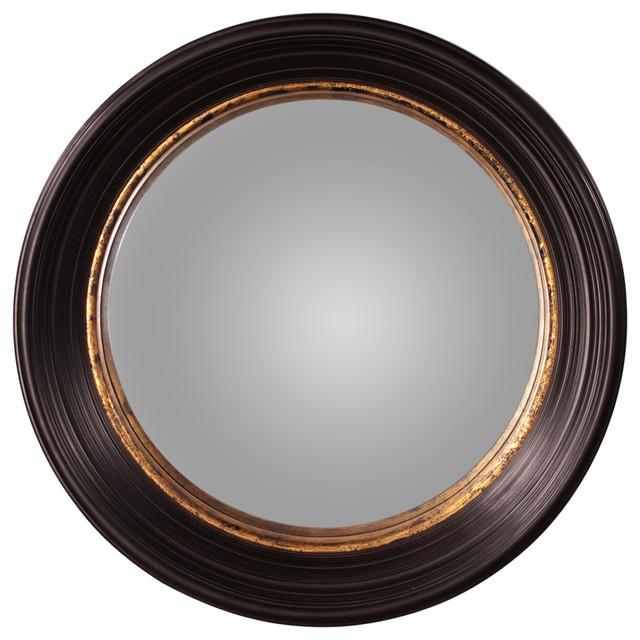 Convex Wall Mirror rex convex mirror - traditional - wall mirrors -zfurniture