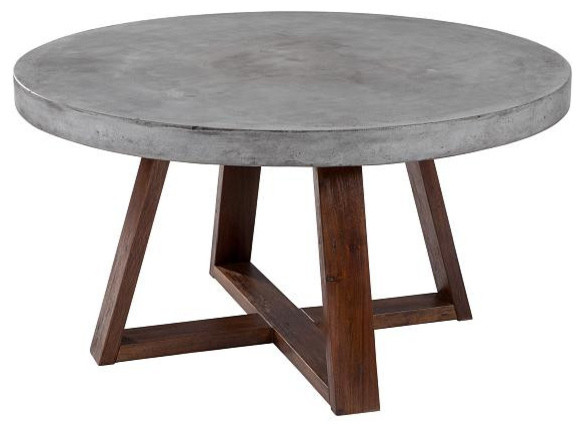 Fabulous Industrial Coffee Tables by b mod