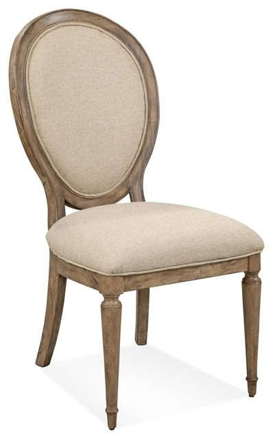 Esmond Side Chairs, Set of 2 by BASSETT MIRROR CO.