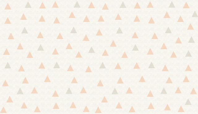 Pink Triangles Wallpaper, Adhesive Paper, 300x500 cm
