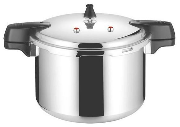 Elite Aluminium Pressure Cooker, 18 l.
