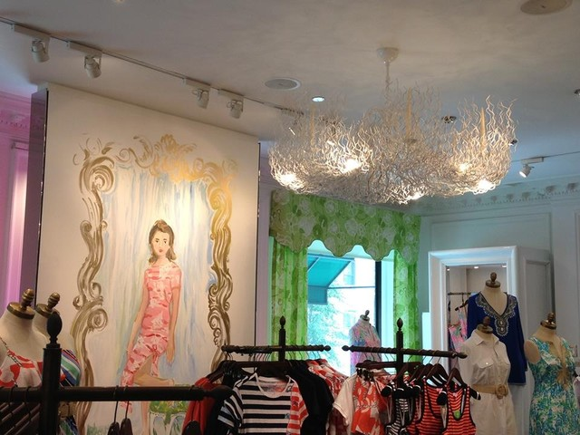 Valances For Lilly Pulitzer Store Nyc