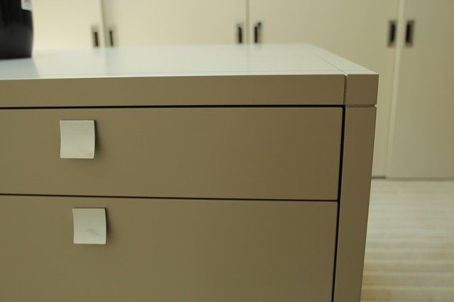 Contemporary His And Hers Dresser