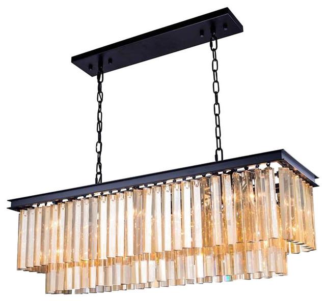 Elegant lighting sydney 12 lights mocha brown pendant transitional elegant lighting sydney 12 lights mocha brown pendant aloadofball Choice Image