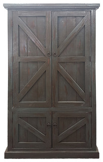 Whitley Pantry   Farmhouse   Pantry Cabinets   By American Heartland