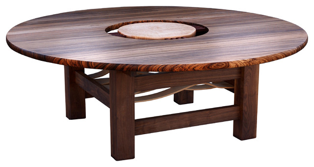 Shop Houzz Earl Nesbitt Fine Furniture Round Dining  : dining tables from www.houzz.com size 640 x 340 jpeg 47kB