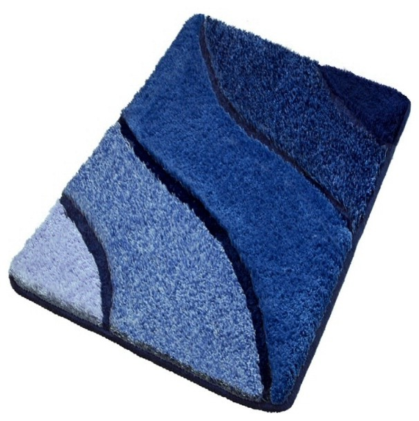 Luxury Bathroom Rugs Blue Bath Small Contemporary Mats