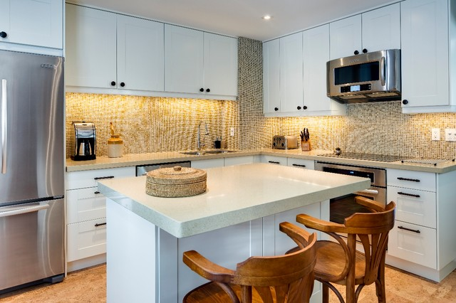 Davisville Contemporary Kitchen Toronto By Beauparlant Design Inc