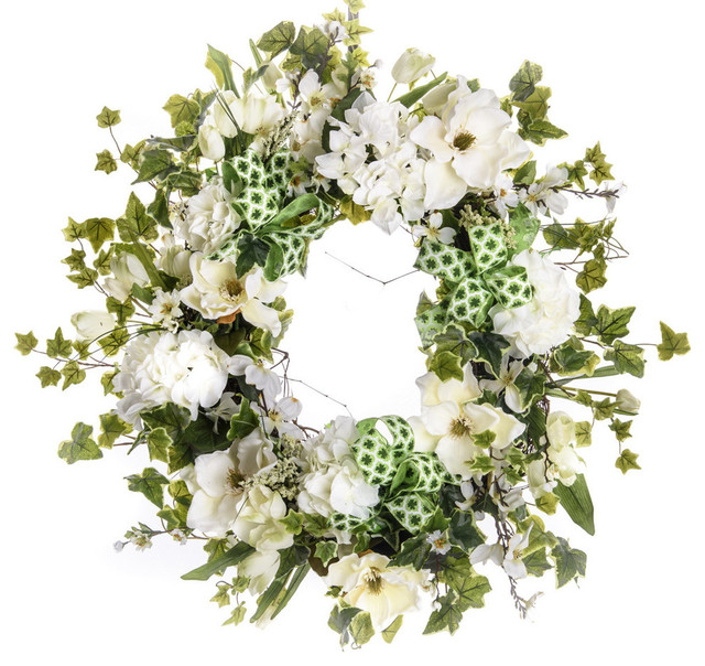 Irish Springs Wreath Sw614.