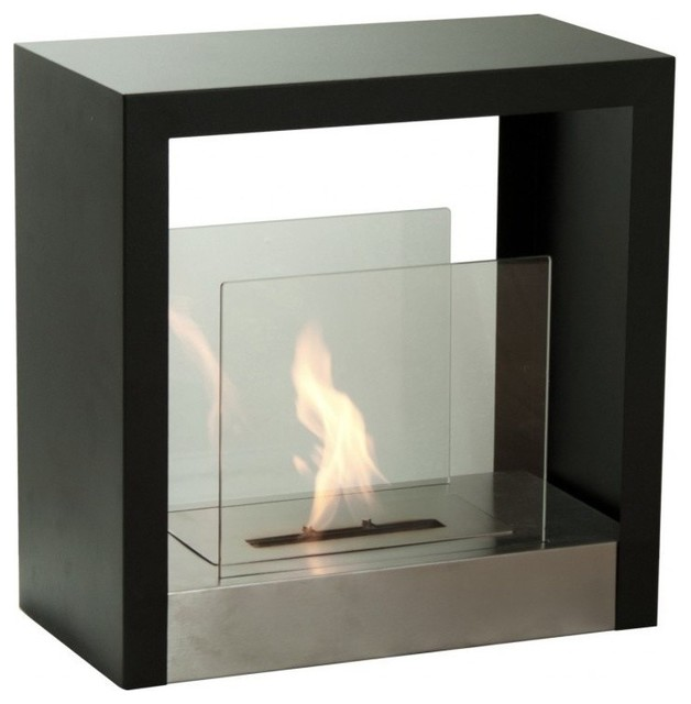 Kipling Electric Fireplace, Burnished Oak