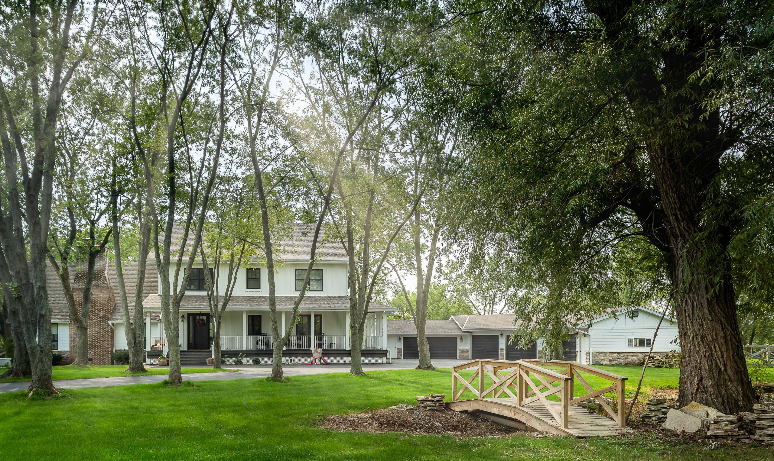Modern Farmhouse Homestead
