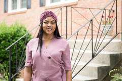 My Houzz: 'Empire' Star Taraji P. Henson Gives Stepmom a Remodel