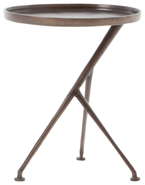 Four Hands Schmidt Accent Table, Four Hands Home Outdoor Furniture