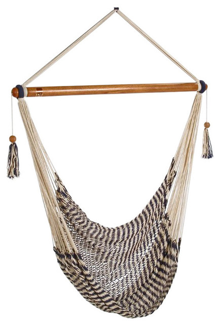 Nautical Hanging Chair, Hammock Chair, Hammock Swing Contemporary Hammocks  And Swing