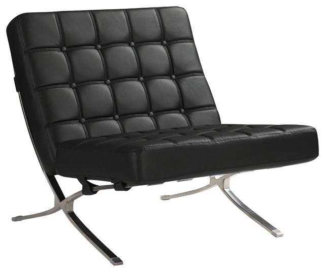 Chair Natalie Textured - Black