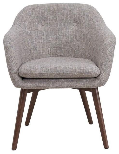 Peachy Accent Chair Beige Blend Cjindustries Chair Design For Home Cjindustriesco