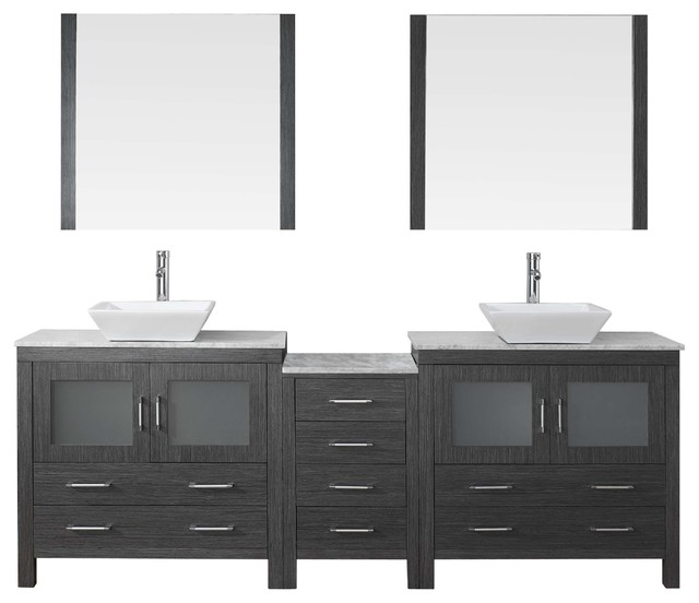78 double bathroom vanity cabinet set modern bathroom vanities