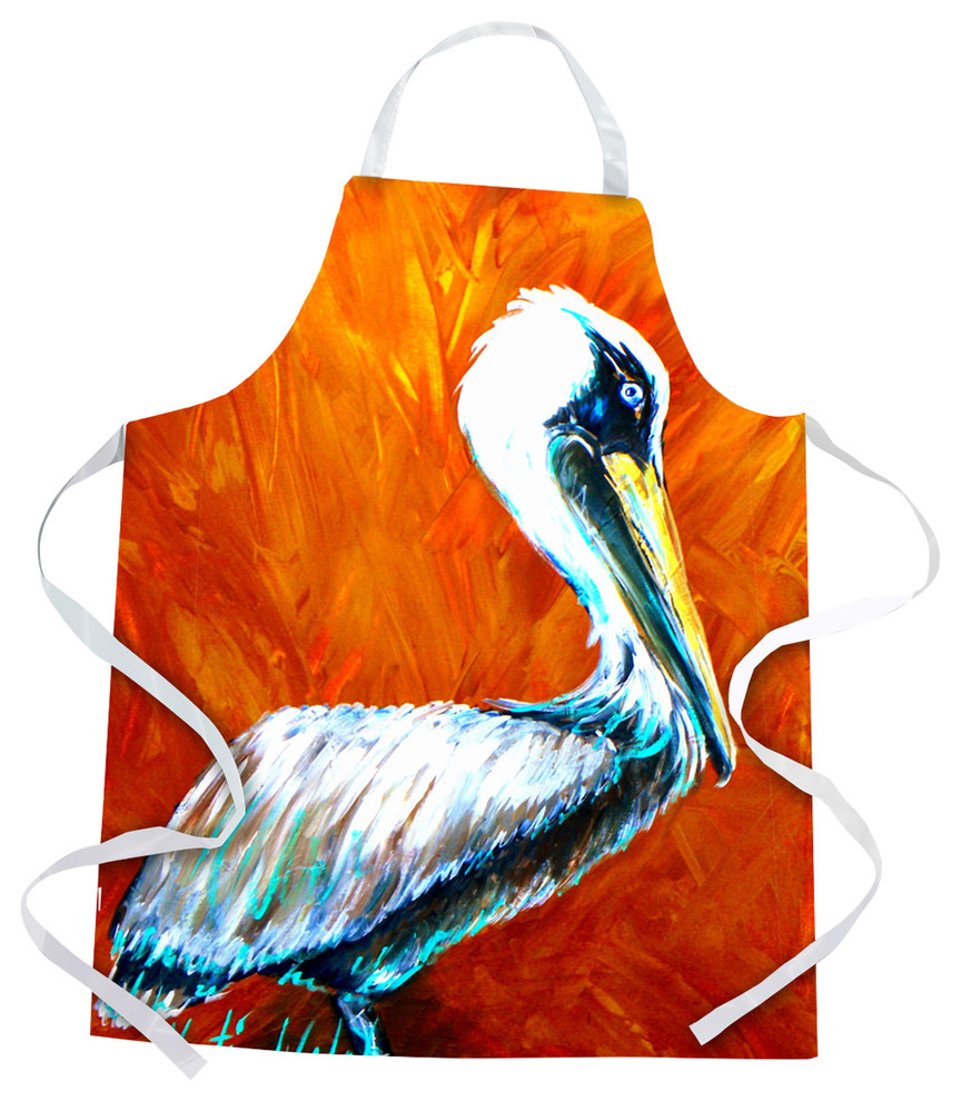 Proud Pelican Apron Beach Style Aprons By The Store
