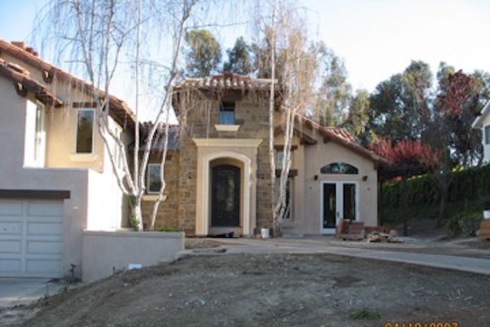 Spanish Style Home Rennovation - San Juan Capistrano
