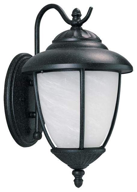 Sea Gull Lighting 1-Light Yorktown Outdoor Lantern