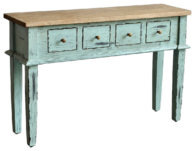 Allendale Small Console Table Farmhouse Console Tables