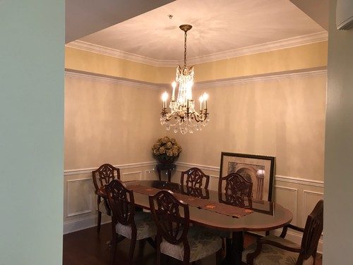 Dining Room Paint And Pictures