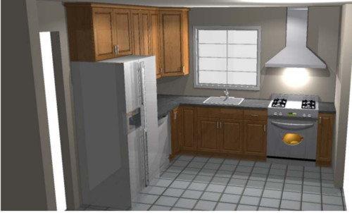 Kitchen design questions lazy susan hood for Kitchen design questions