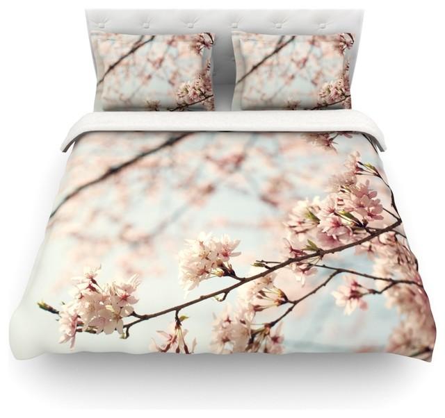 Cherry Blossom Duvet Cover Sweetgalas