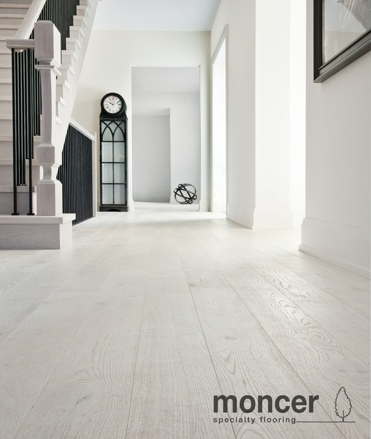 white distressed wood flooring designs - Distressed White Wood Flooring