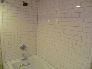 Installing 12x24 Tile In Shower Image Bathroom 2017