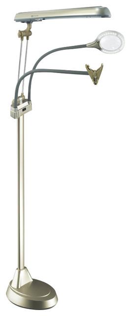 OttLite 24 Watt Ultimate 3-in-1 Floor Lamp