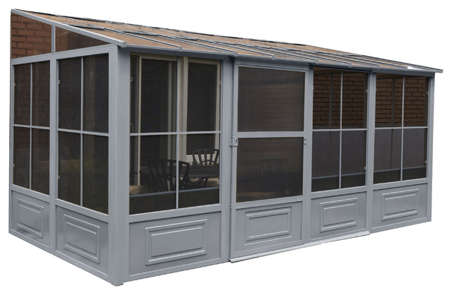 Gazebo penguin four season add a room solarium 8 39 x12 4 season solarium