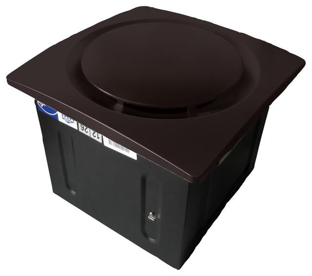 Aero Pure Fan Sbf 110 G6or Quiet Bathroom Ventilation
