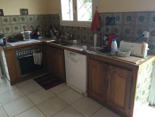 refaire une cuisine de a z making a new kitchen. Black Bedroom Furniture Sets. Home Design Ideas