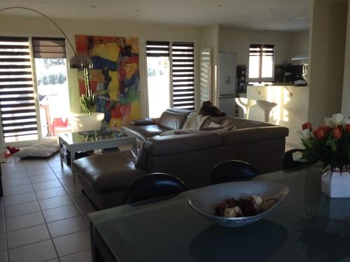 quel rev tement pour ce mur qui fait office de bar. Black Bedroom Furniture Sets. Home Design Ideas