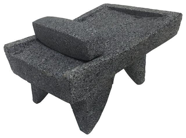 Mexican Lava Stone Metate