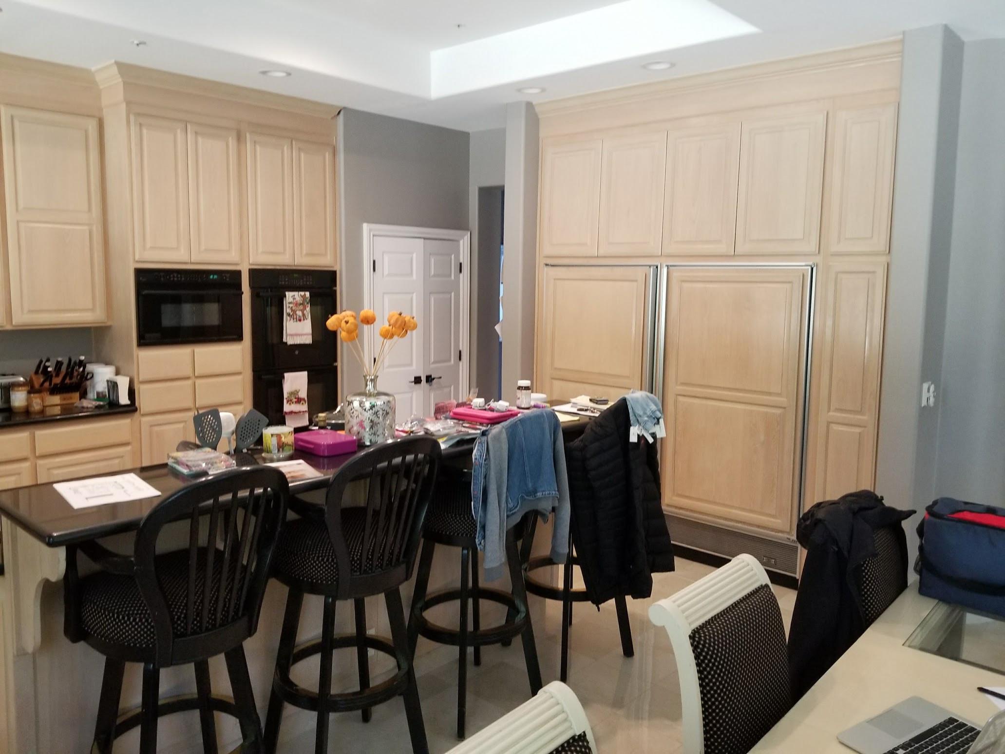 Mazzei kitchen remodel
