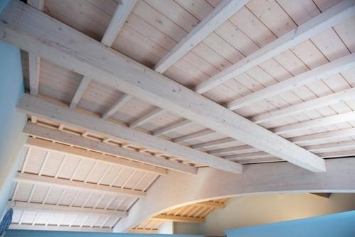 Scelta pavimento con tetto sbiancato - Legno sbiancato tetto ...