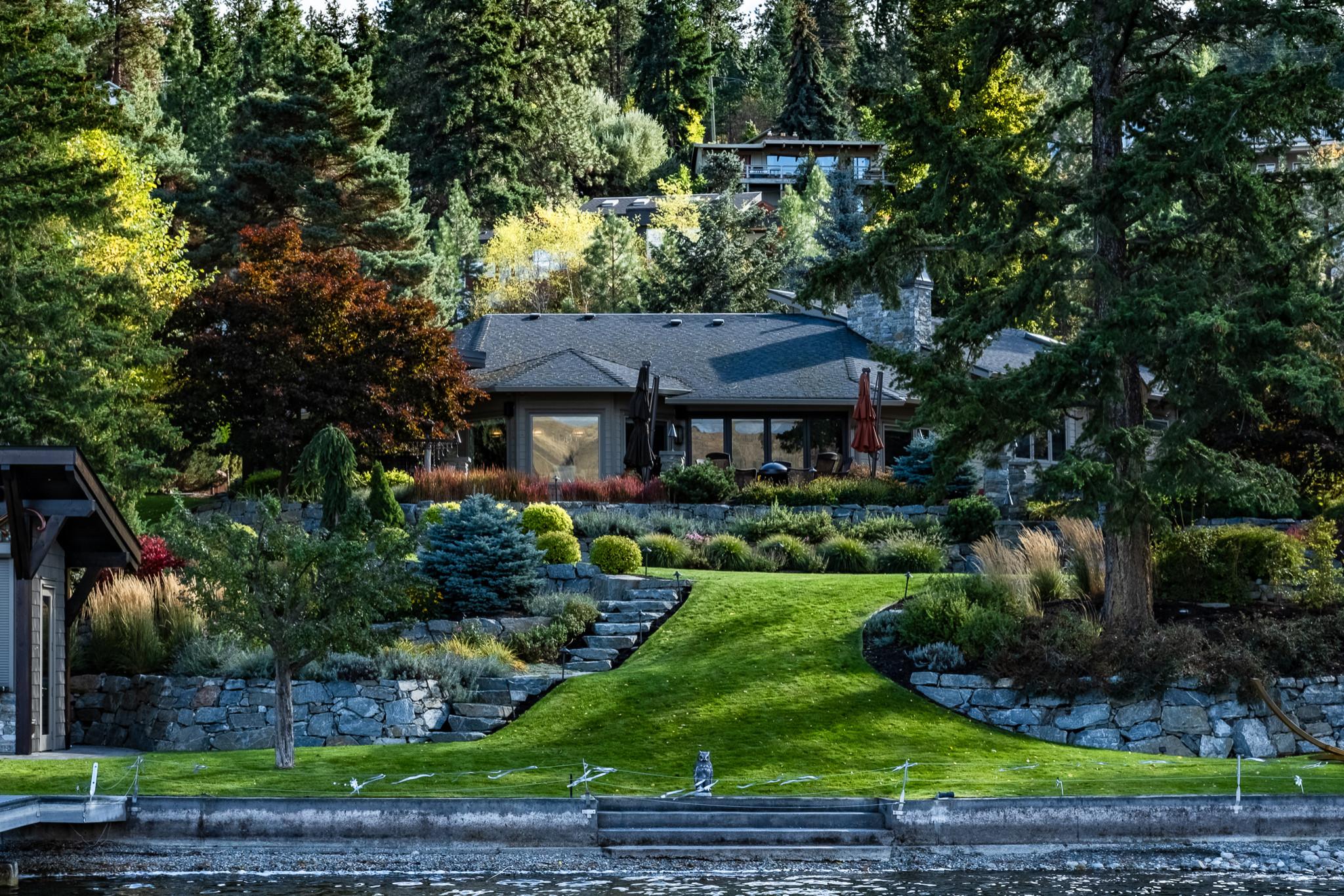 Stunning Lake Shore Home