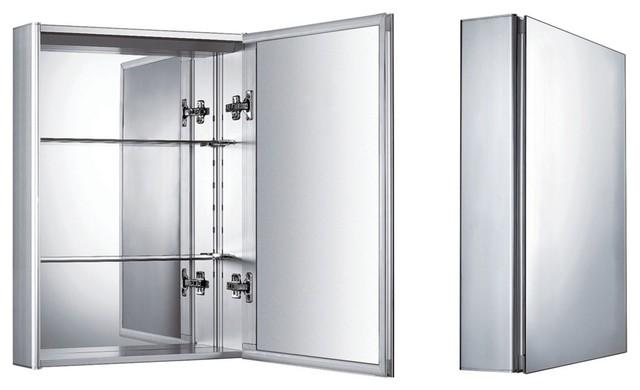 Whitehaus Collection Whkal Medicine Cabinet Medicinehaus Aluminum.