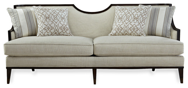 Home Furnishings Harper Ivory Sofa
