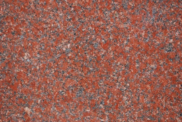 Ruby Red Granite Tiles Polished Finish