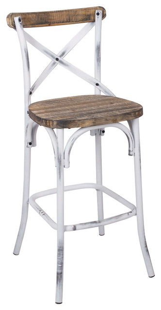 Zaire Bar Chair Industrial Bar Stools And Counter