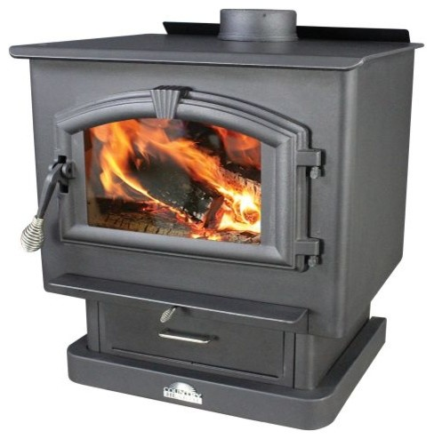 Wood Stove With Blower, Mobile Home Approved, Epa Certified In Washington  State traditional- - Wood Stove With Blower, Mobile Home Approved, Epa Certified In