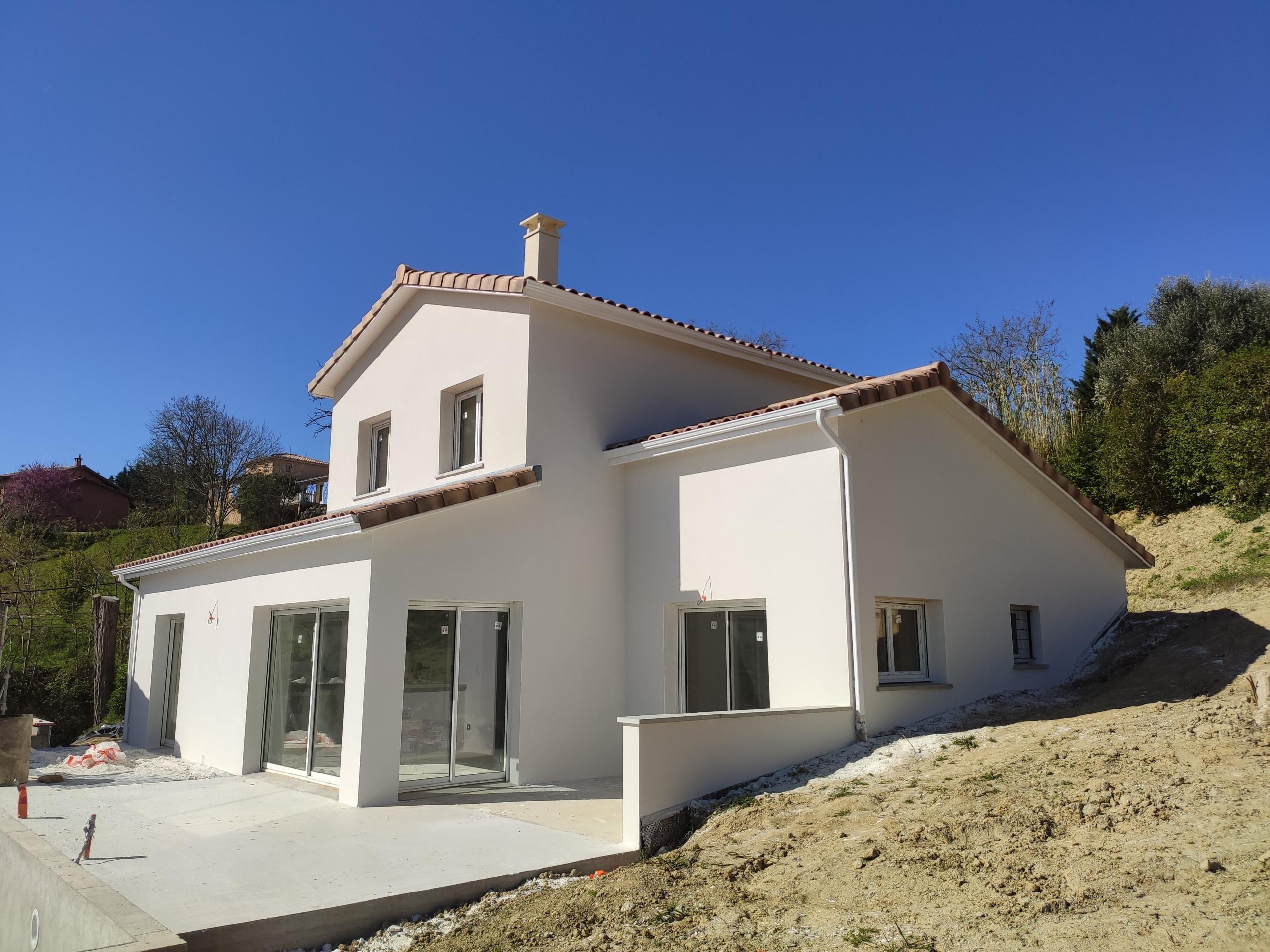Construction d'une maison à Castanet